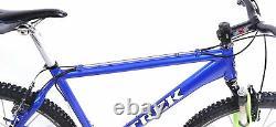 Trek 8500 Custom 26 Mountain Bike 3 x 9 Spd Shimano XTR RockShox SID L / 19.5