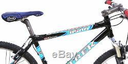 Trek 8500 SLR 26 Mountain Bike Shimano XT 3 x 9 RockShox SID Medium / 17.5