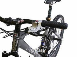 Trek Fuel 98 Carbon 26 Mountain Bike 3x9 Speed XT / XTR RockShox SID M / 17.5