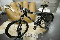 Trek Fuel 98 Full Suspension Carbon XT Disc 17.5 Thomson Raceface SID Rock Shox