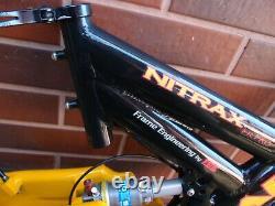 VGC MTB aluminium frame ARROW Nitrax FR PRO Swiss made Rock Shox SID Dual USA