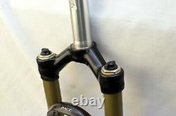 Vintage 1994 Rockshox SID Race Dual Air Fork 26 100mm Mountain Bike MTB 1 1/8