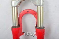 Vintage 26 RockShox SID XC Hydra Air Suspension Fork 80mm, 1-1/8 Steerer MTB