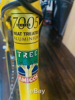 Vintage Barracuda mountain bike mtb 26 XX Team with Rock Shox SID / Tree Amigos