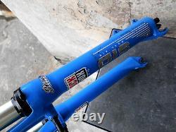 Vintage Rockshox SID Race Dual Air Fork 26 Mountain Bike MTB 1 1/8