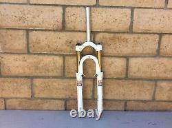 Vintage Rockshox SID Race Dual Air Fork 26 Mountain Bike MTB 1 1/8 x 7 7/8