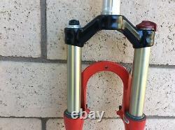 Vintage Rockshox SID SL Dual Air Fork 26 Mountain Bike MTB 1 1/8 x 9 1/2